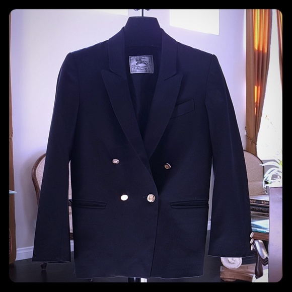 1a2c48b835b0 new list 54961 7516d burberry baby boy brown velvet blazer 18 m nwot ...